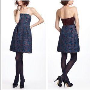 Anthro dress LEIFNOTES
